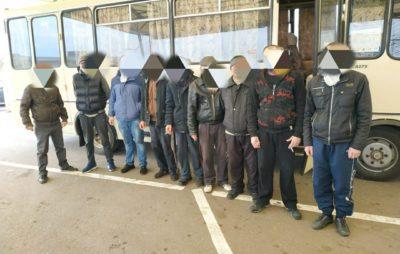 В Україну повернули 9 полонених громадян. Фото: Людмила Денісова.