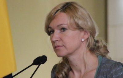 Суд відсторонив від роботу скандальну чиновнику Садового. Фото: Варіанти.
