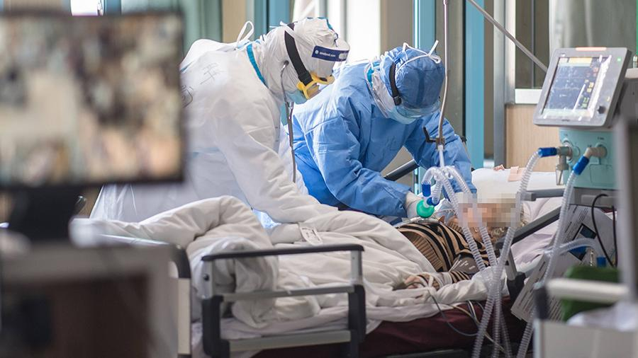 Апарат штучної вентиляції легень. Фото: відкриті джерела.