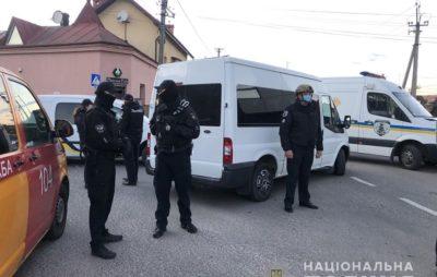 На Львівщині чоловік погрожував вибухом у ресторані. Фото: Нацполіція.
