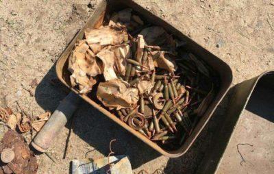 У Яворові поліцейські вилучили у перехожого більше двохсот набоїв до вогнепальної зброї