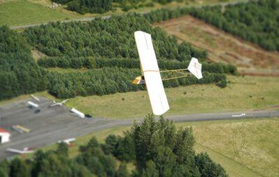 Фото: літак (2fly.bb.de.eggersdorf)