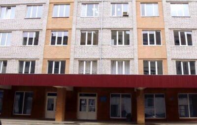 Новояворівська міська лікарня. Фото: відкриті джерела.