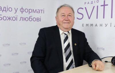 Від коронавірусу помер голова Всеукраїнської ради церков