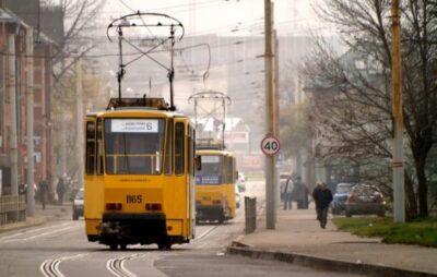 Трамвай №6. Фото: відкриті джерела.
