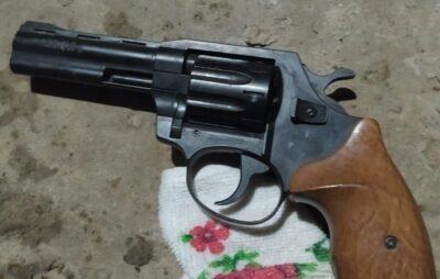 У Яворівському районі чоловік стріляв у дружину. Фото: ГУ НП.