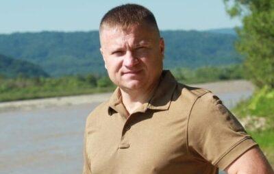 Пішов з життя військовий Андрій Гергерт. Фото: відкриті джерела.