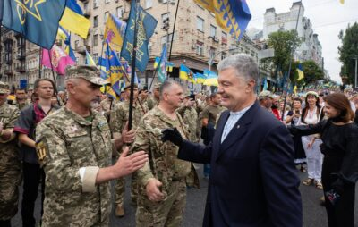 Фото: Петро Порошенко.