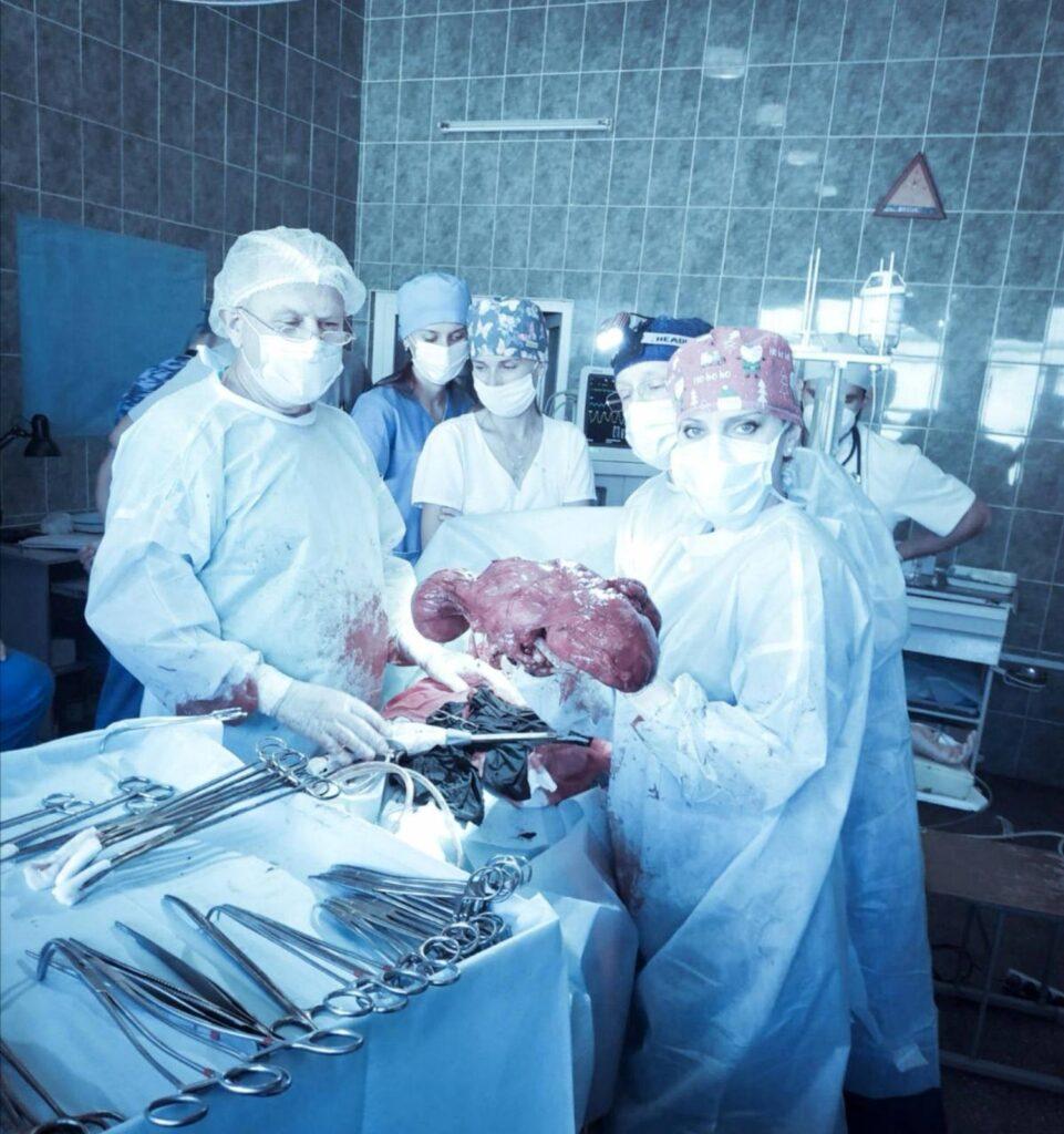 Фото: Клінічна лікарня швидкої медичної допомоги.