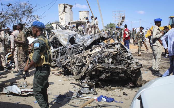 У столиці Сомалі стався вибух на військовій базі, є загиблі. Фото: відкриті джерела.