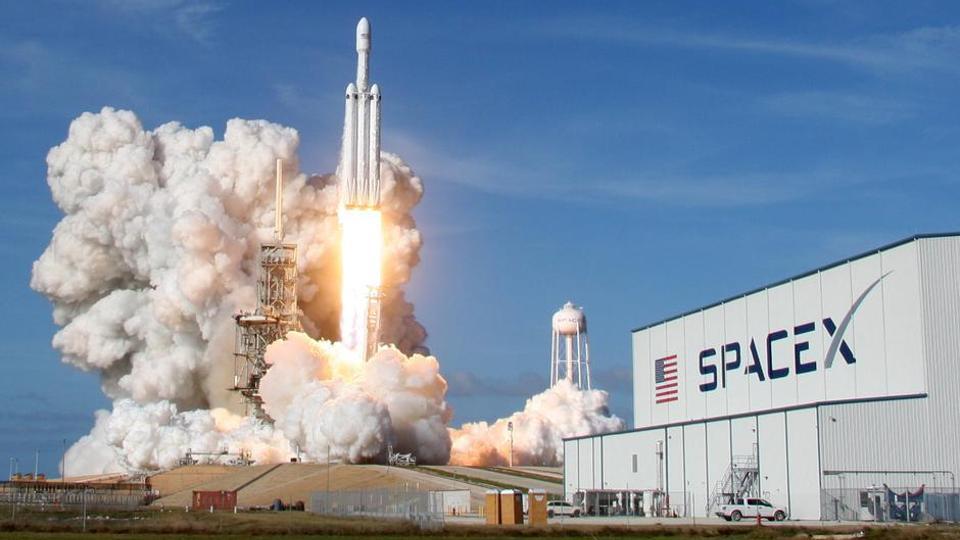 SpaceX. Фото з відкритих джерел