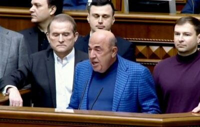 ОПЗЖ погрожує, що на Донбасі буде провокація і почнуться сильні обстріли. Фото: Ліга нет