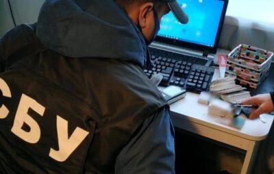 На Львівщині СБУ заблокувала діяльність російських «ботоферм». Фото: СБУ