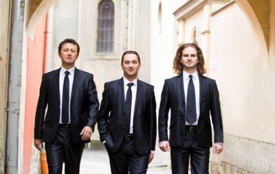 Оксамитові голоси Tenors BEL'CANTO запрошують на концерт до Дня закоханих