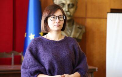 Керівником апарату Яворівської РДА призначили Ірину Кравчук. Фото: Яворівська РДА