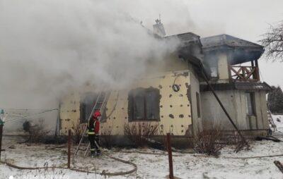 На Львівщині під час вибуху в будинку загинув чоловік. Фото: Вісник Розділля