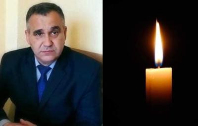 Помер голова Шегинівської ОТГ Ігор Кривейко Фото: Дивись.info