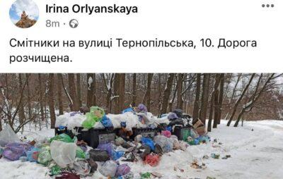 У Львові не вивозять сміття.