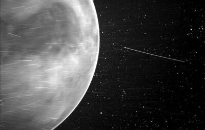 Космічний зонд випадково зробив фото Венери. Фото: Фото: NASA