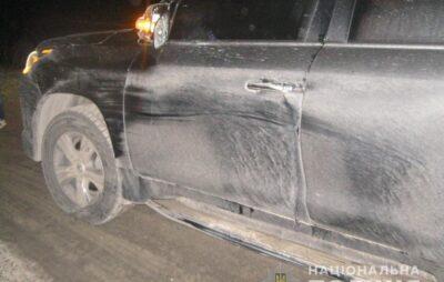 У Львівській області внаслідок автонаїзду загинув 68-річний чоловік. Фото: Нацполіція