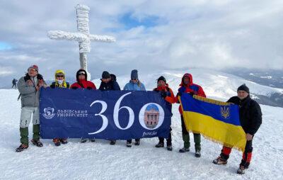 Делегація Університету Франка успішно здійснила сходження на Говерлу. Світлини: учасників експедиції