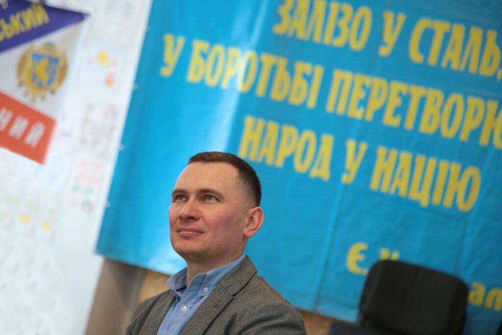 Андрій Ковальський звільнився з Львівської ОДА