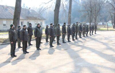 У Дрогобичі відзначили 7-му річницю Національної гвардії України. Фото: Дрогобицька міськрада