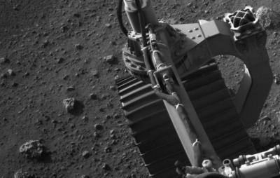 Марсохід Perseverance зробив неймовірні знімки поверхні Марсу. Фото: NASA