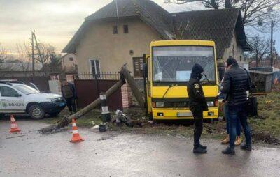 На Львівщині судитимуть водія автобуса, який скоїв смертельну ДТП. Фото: Нацполіція