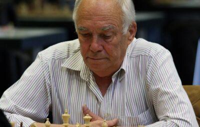 У Кельні помер колишній український шахіст Юхим Ротштейн. Фото з відкритих джере