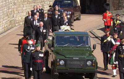 У Віндзорі відбувся похорон Принца Філіпа