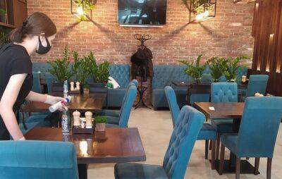 На Львівщині відновили роботу торгові центри, кафе та ресторани. Фото: Суспільне Львів
