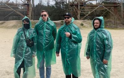 Гурт Go_A здійснив експедицію в Чорнобиль