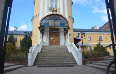 У Дрогобичі 15-річний хлопець обікрав церкву. Фото: Нацполіція