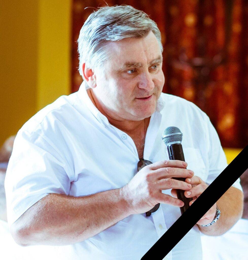 У Львові пішов з життя лікар Олег Сірий. Фото: Борис Рібун