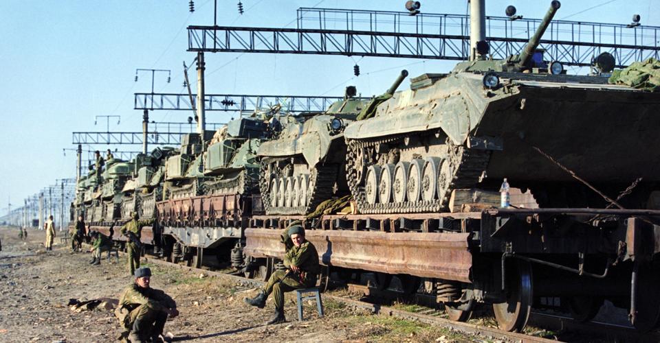 Росія перекидає до кордону з Україною мотострілецьку дивізію з Сибіру