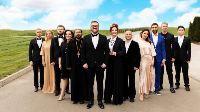 Українські зірки заспівали «Христос Воскрес» 12-ма мовами