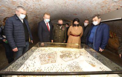 У Львові представили виставку християнських реліквійXII-XVстоліття. Фото: ЛОР