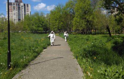 У Львові парки оброблять від кліщів. Фото: Зелений Львів