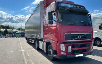 На кордоні з Польщею вилучили вантажівку вартістю понад пів мільйона гривень. Галицька митниця