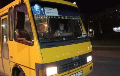 У Львові водій маршрутки відмовився давати решту. Фото: Павло Полійовський