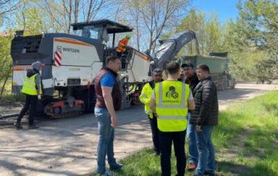 Дорожники відремонтують об'їзну Самбора за 43 мільйони гривень. Фото: ЛОДА