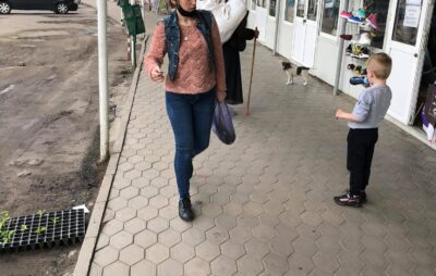 До Львова повернулись роми. Фото: Тетяна Круглова