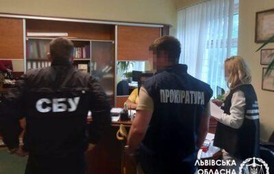 На хабарі затримали працівника Львівської Політехніки. Фото: Прокуратура Львівщини