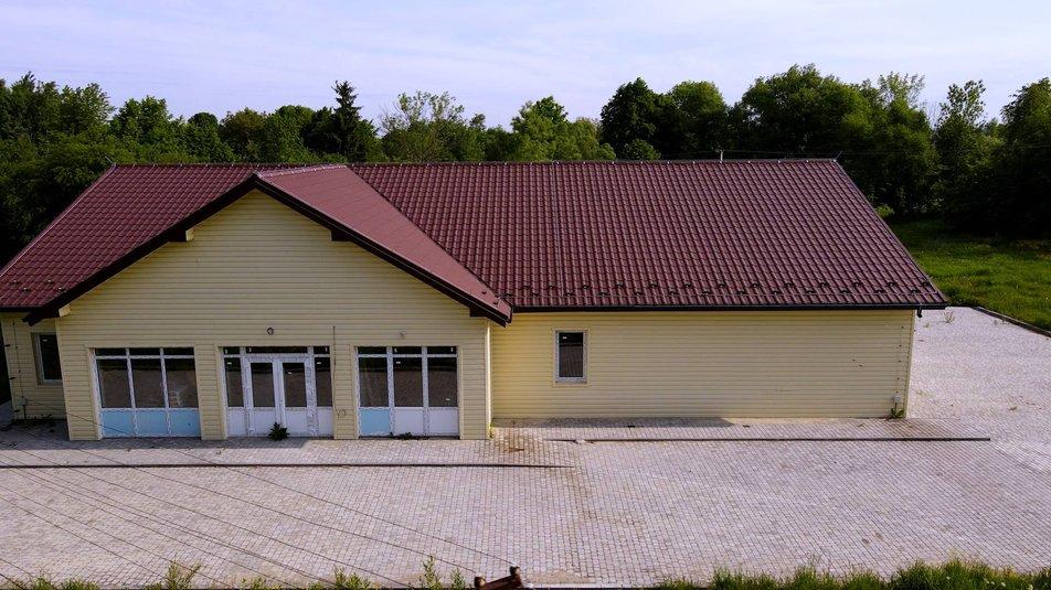 Недобудована амбулаторія у селі Дубравка