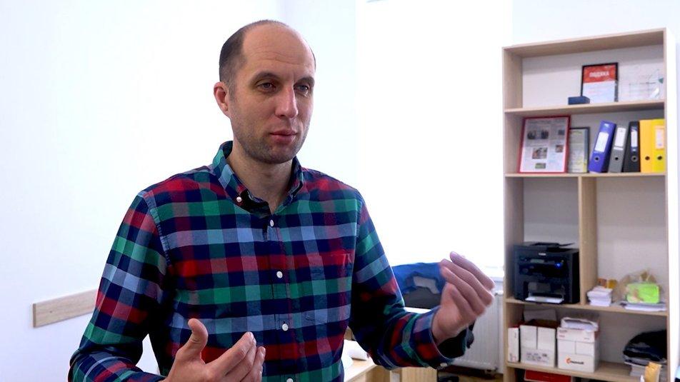 Мирослав Сімка, експерт з публічних закупівель