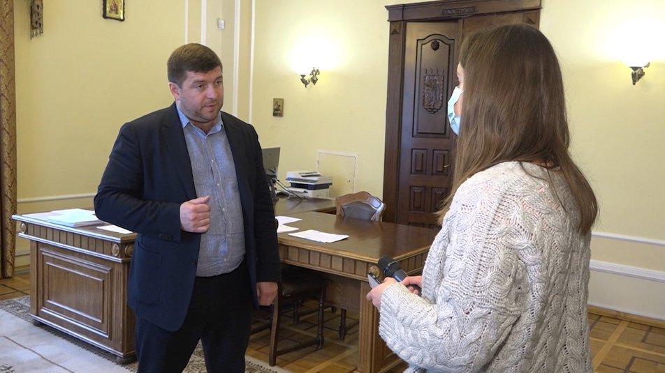 Юрій Бучко, заступник голови ЛОДА