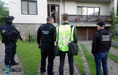СБУ викрила злочинців, які переправляли нелегалів до ЄС. Фото: СБУ