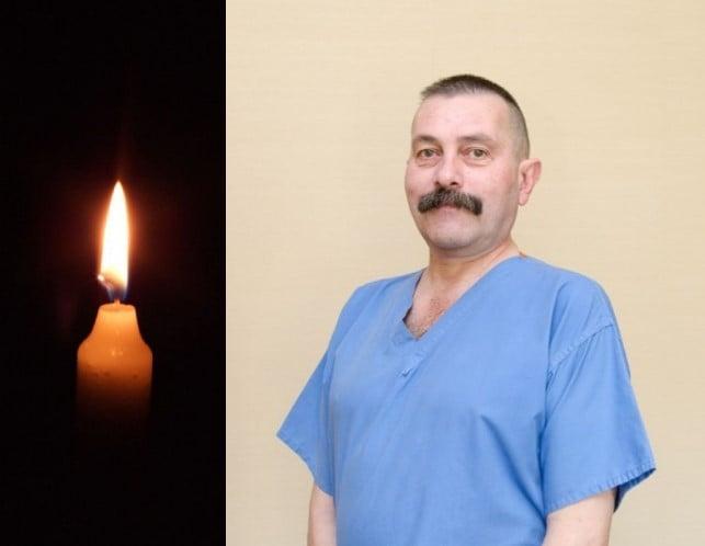 Пішов з життя хірург Західноукраїнського спеціалізованого дитячого медичного центру Ігор Павлик