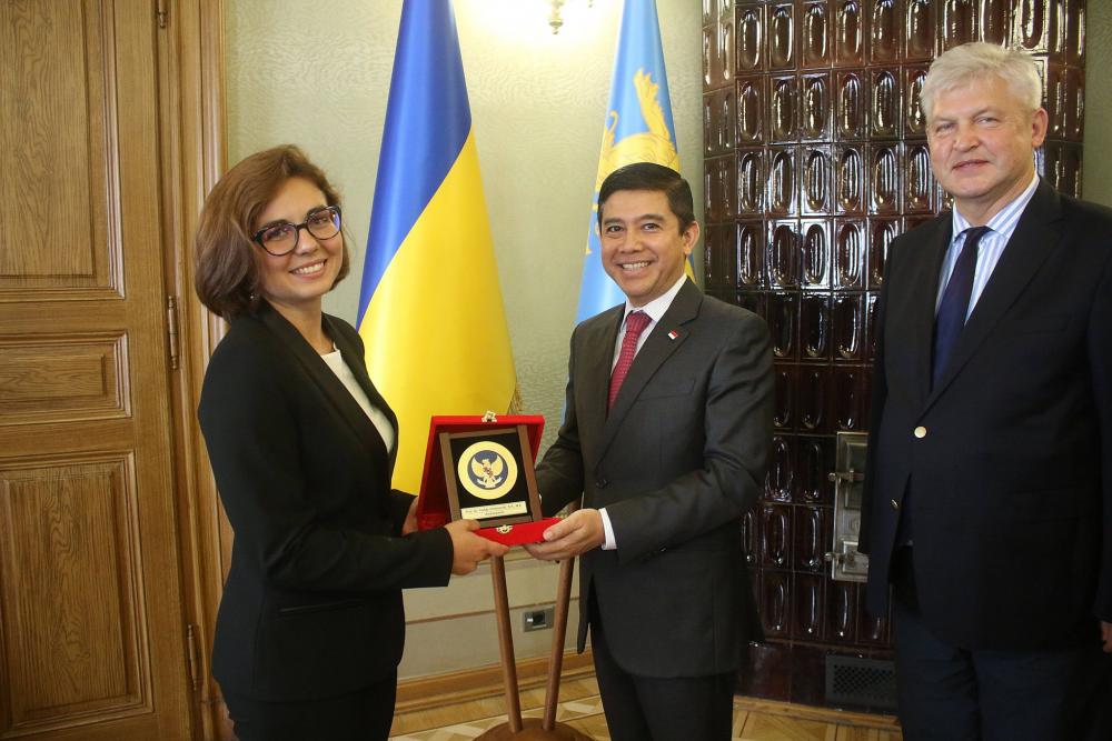 У Львові запрацює Почесне консульство Республіки Індонезія